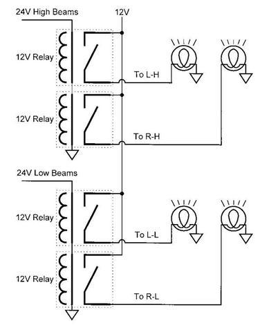 audi can bus wiring diagram bno bbs - bno's bulletin board system: weird headlamp setup mci bus wiring diagram 1997